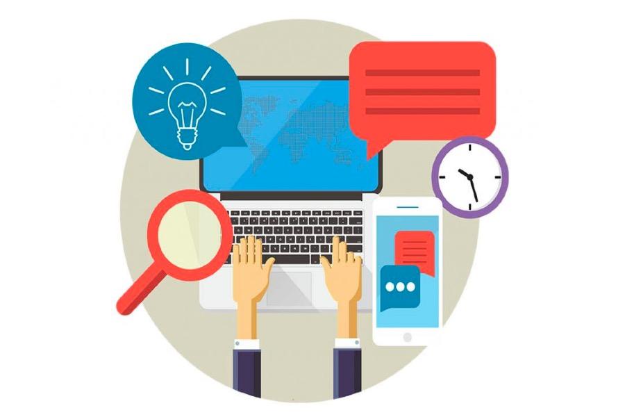 خدمات تولید محتوا برای کسب و کارهای شخصی و متخصصان مستقل