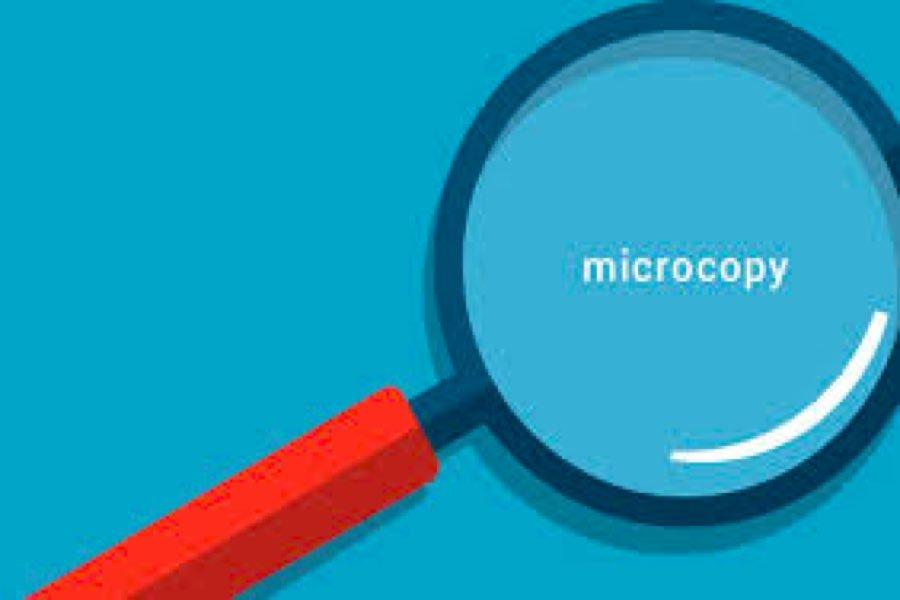 میکروکپی چیست؛ چه ویژگیهایی دارد و چگونه میتوان یک میکروکپی خوب نوشت؟