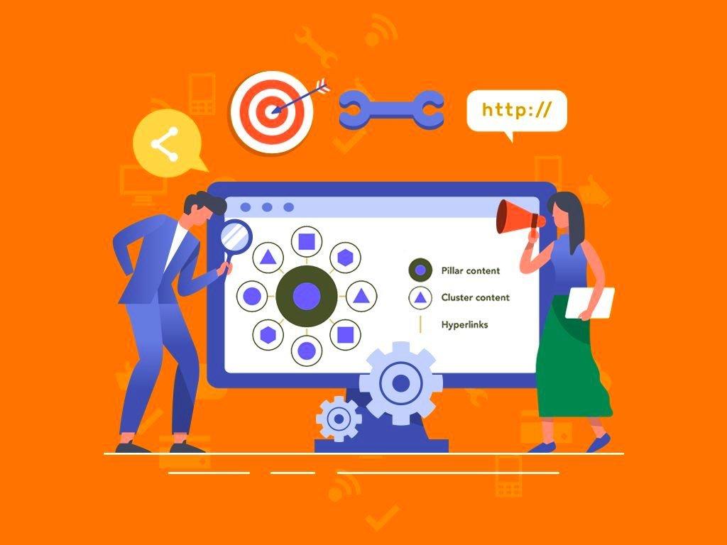 محتوای خوشه ای چیست و چگونه میتواند استراتژی بازاریابی محتوای شما را تقویت کند؟
